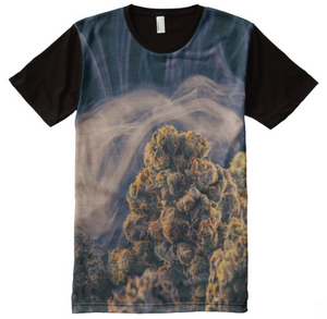 Men's Kush Mountain Premium T-shirt