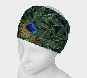 Peacock Nest Headband