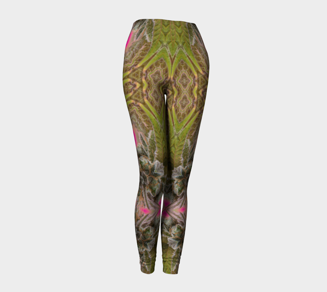 Mango Jungle Leggings
