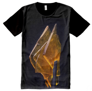 Men's Tweezing Fire Premium T-shirt