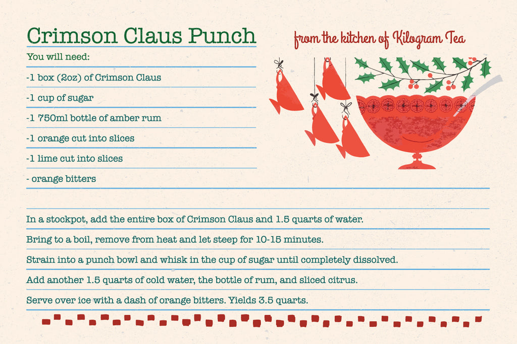 Crimson Claus Punch