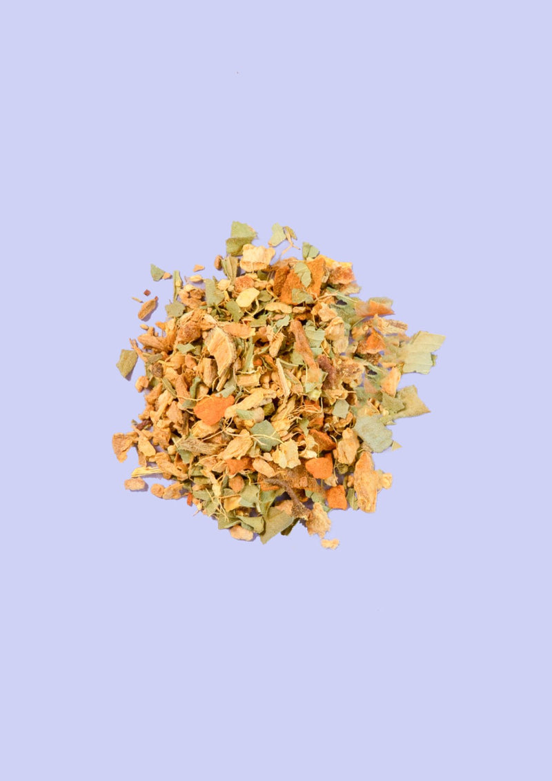 photo of Organic Turmeric Tonic loose tea