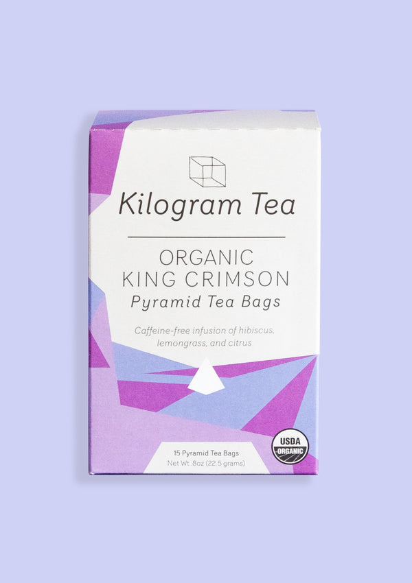 Organic King Crimson Teabag