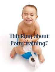 Thinking About Potty Training?