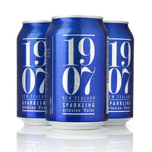 1907 Sparkling Water
