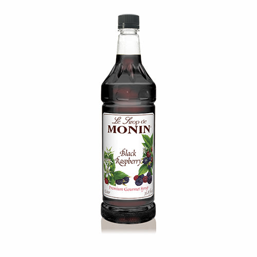 Monin Black Raspberry Syrup