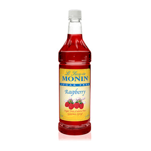 Monin Sugar Free Raspberry Syrup