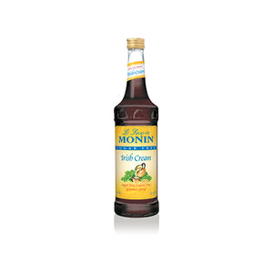 Monin Sugar Free Irish Cream Syrup