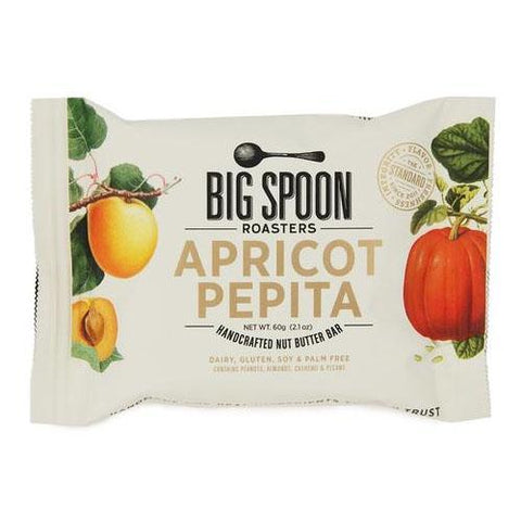 Big Spoon Roasters - Apricot Pepita Nut Butter Bar