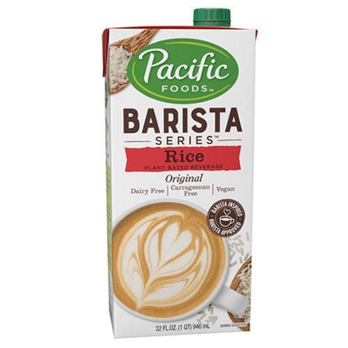 Pacific Foods Barista Series Rice Milk