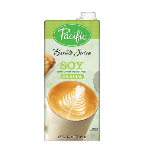Pacific Foods Barista Series Soy Milk