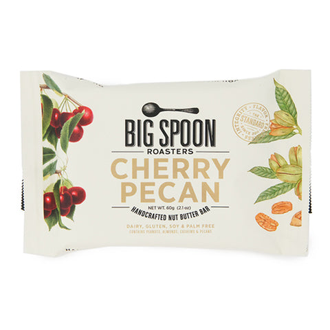 Big Spoon Roasters – Cherry Pecan Nut Butter Bar