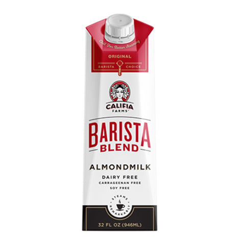 Califia Farms Barista Blend Almond Milk