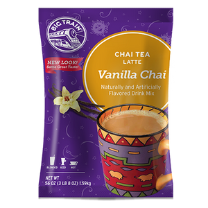 Big Train Vanilla Chai Tea Latte Powder Mix