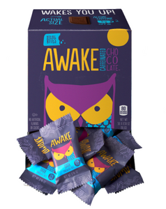 Awake Chocolate Bites - Dark Chocolate