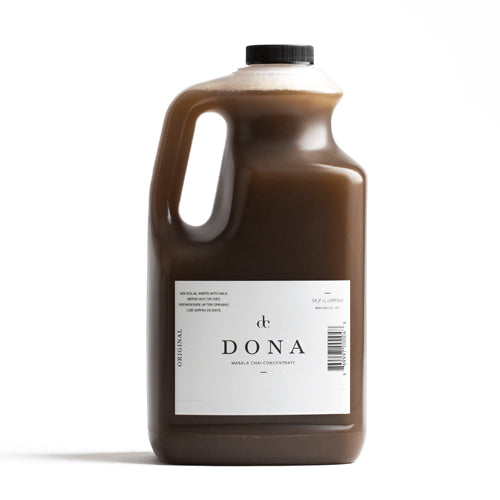 Dona Chai Masala Chai  Tea Concentrate