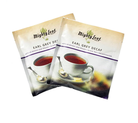 Mighty Leaf Earl Grey Decaf Tea