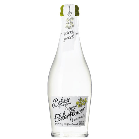Belvoir Organic Elderflower Lemonade