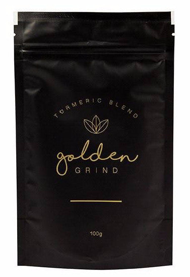 Golden Grind Hero Blend Turmeric Powder