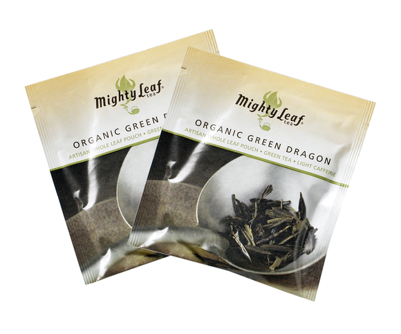 Mighty Leaf Green Dragon Tea