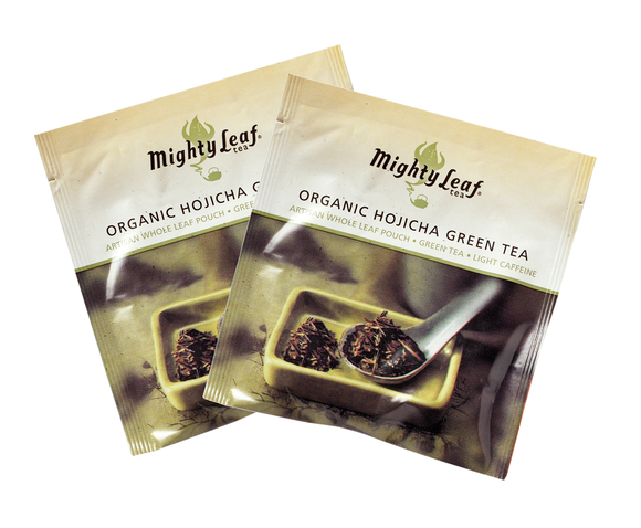 Mighty Leaf Hojicha Tea