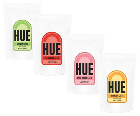Hue Vegan Wellness Latte Blends