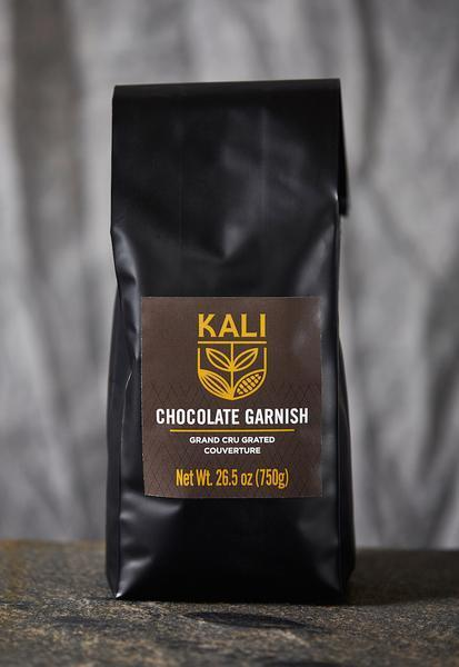 KALI Chocolate Garnish - 26.5oz (750g)