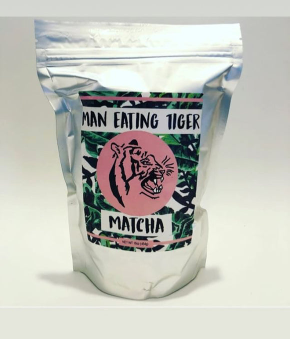 Man Eating Tiger Matcha