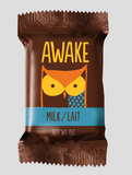 Awake Chocolate Bites - Milk Chocolate