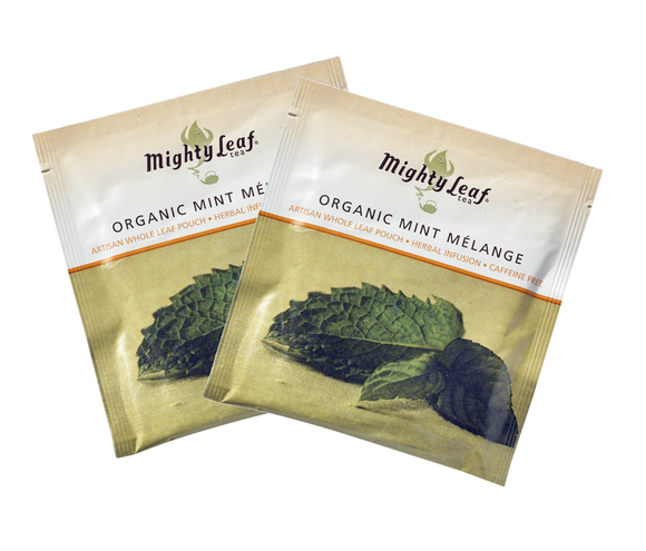 Mighty Leaf Mint Melange Tea