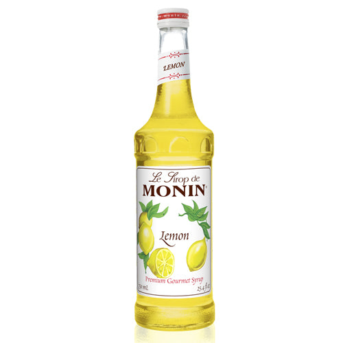 Monin Lemon Syrup