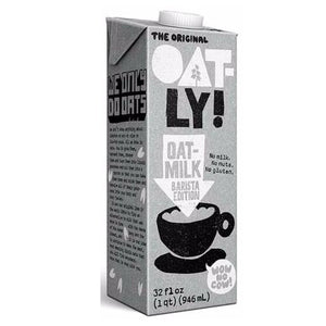Oatly Barista Oat Milk