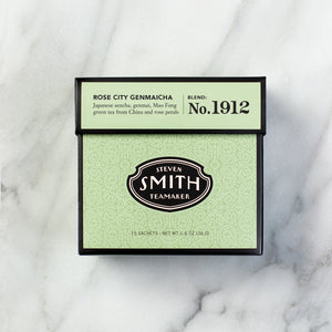 Smith Tea Rose City Genmaicha