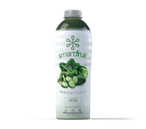Smarfruit Puree - Harvest Greens