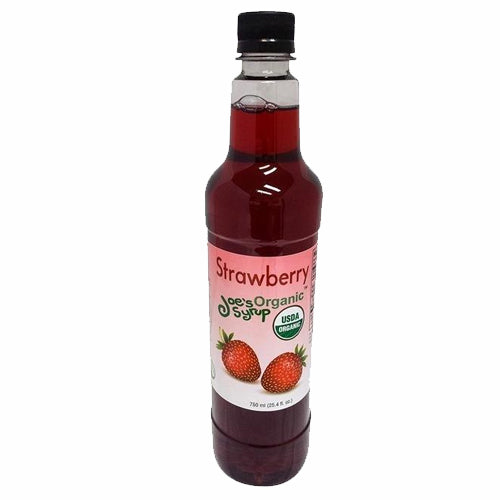 Joe's USDA Organic - Strawberry Syrup