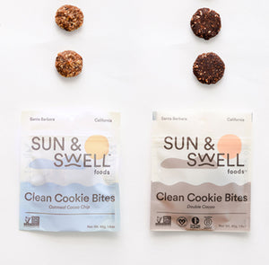 Sun & Swell Clean Cookie Bites