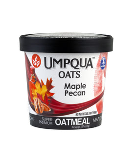 Umpqua Oats Maple Pecan