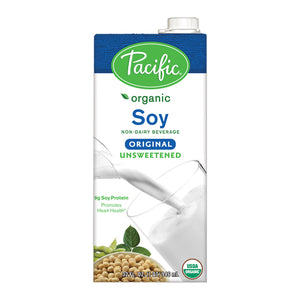 Pacific Foods Unsweetened Soy Milk