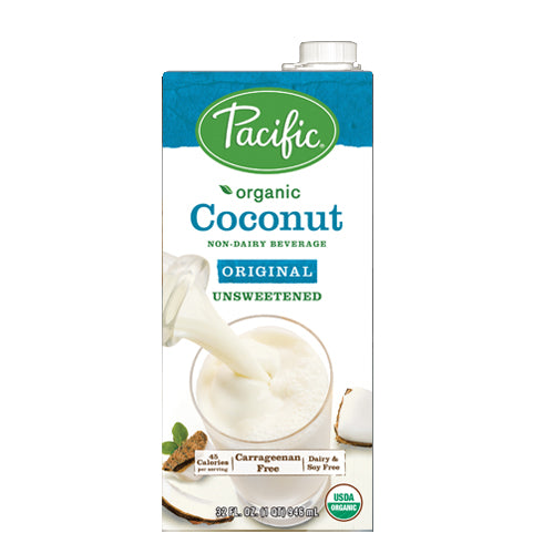 Pacific Foods Unsweetened Coconut Milk