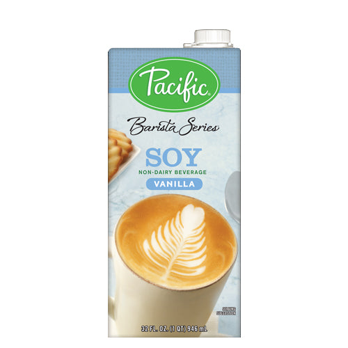 Pacific Foods Barista Series Vanilla Soy Milk