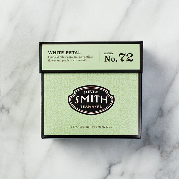 Smith Tea White Petal