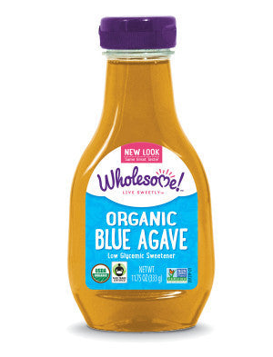Wholesome Sweeteners Blue Agave - 44oz