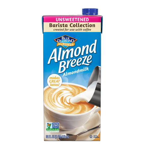 Almond Breeze Barista Blend Unsweetened Almond Milk