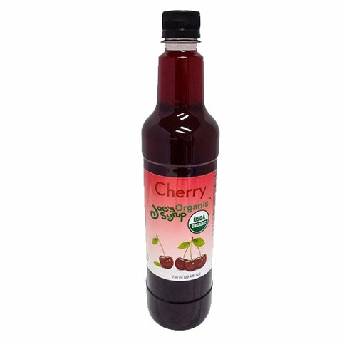 Joe's USDA Organic - Cherry Syrup