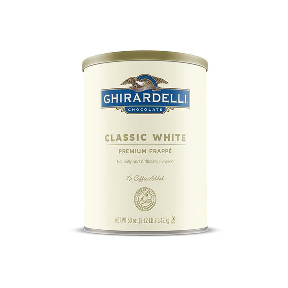 Ghirardelli Frappe - White Chocolate