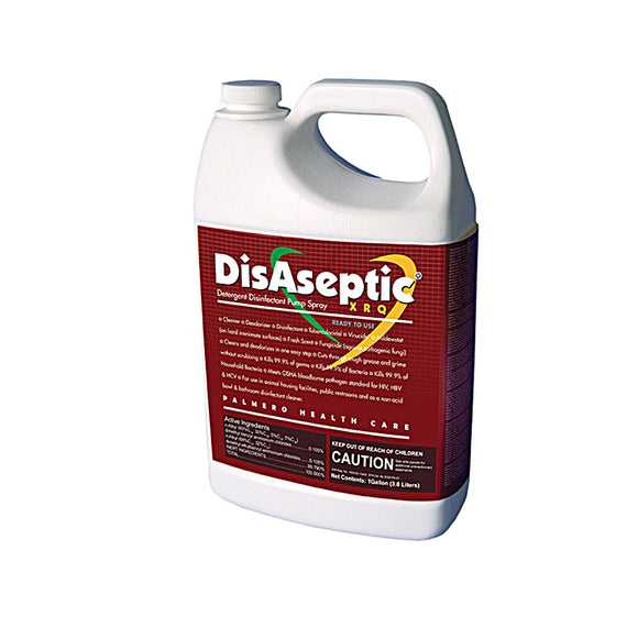 DisAseptic XRQ Gallon Bottle