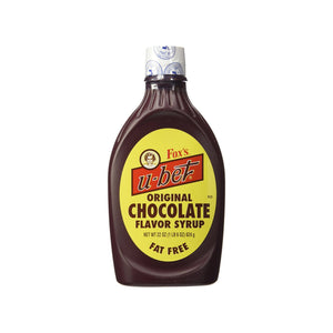Fox's u-bet Chocolate Syrup