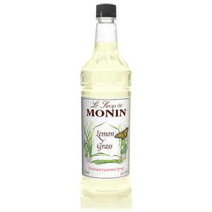 Lemongrass Syrup by Monin