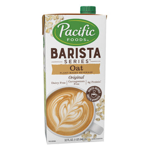 Pacific Foods Barista Series Oat Milk