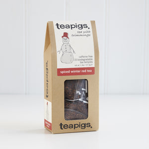 TeaPigs Spiced Winter Red 15ct